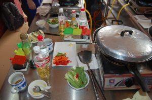 Imparare l\'inglese in cucina