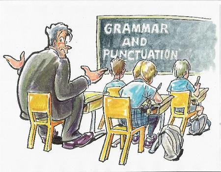 grammatica inglese